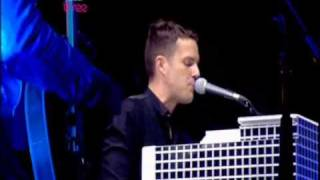 The Killers - Sam's Town (Live T in the Park 09)