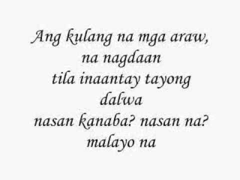 2ne1 - Come Back Home (Tagalog Version)