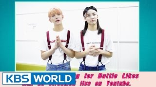 Video Battle Likes | 배틀라이크 [Preview / MC JeongHan & Joshua] download MP3, 3GP, MP4, WEBM, AVI, FLV November 2017