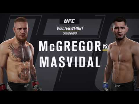 Image result for masvidal mcgregor