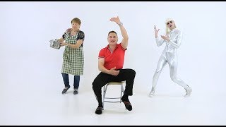 MAD SHOW BOYS — Gooooogle Girl (клип)