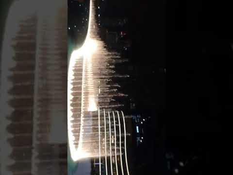 Dancing Fountain Dubai