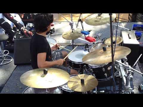 Aahad Nayani - Random Sound Check - Bangalore