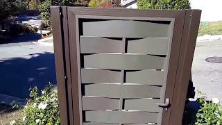 Studio City Aluminum Gates | Mulholland Security Los Angeles 1.800.562.5770