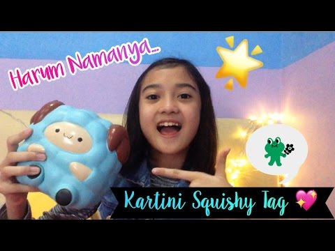 🇮🇩 Kartini Squishy Tag (Indonesia) | Friendship DIY