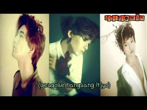 Super Junior K.R.Y.-Loving You [Lyrics]