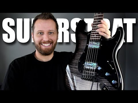 From Dream To Reality! - Building A SuperStrat!