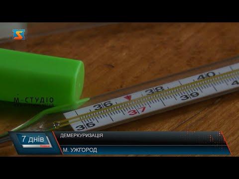 Телекомпанія М-студіо: Розбили термометр? Що робити і куди звертатись?