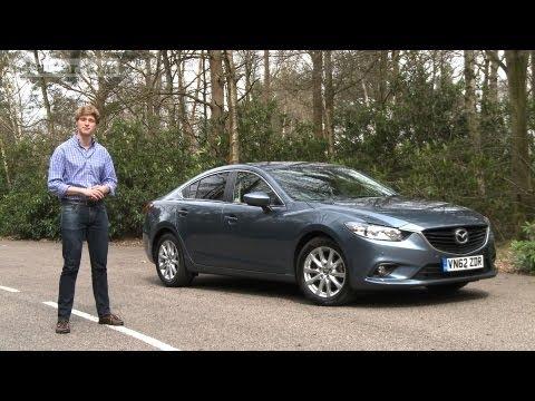 2013 Mazda 6 review - What Car?