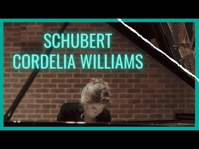 Schubert Sonata D958: Cordelia Williams (I)