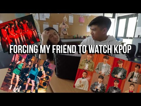 Non Kpop Fan Reacts To Kpop (Blackpink, Winner, Red Velvet and EXO)