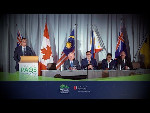 The Official Launch of the International Construction Measurement Standards (ICMS) | PAQS 2017