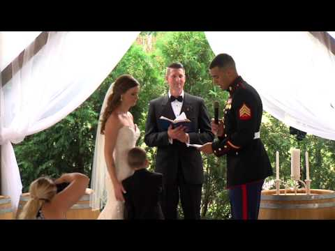 Bride Gives Heartwarming Speech to Stepson