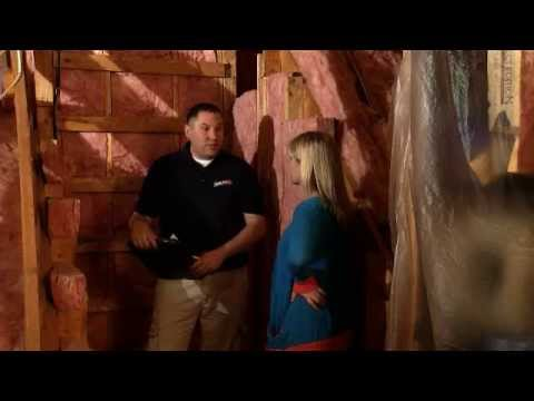 Eas Efficient Attic Systems By Ars Rescue Rooter Youtube