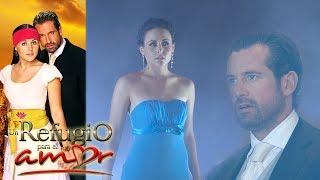 Un refugio para el amor - Capítulo 20: ¡Luciana sorprende con su belleza! | Televisa