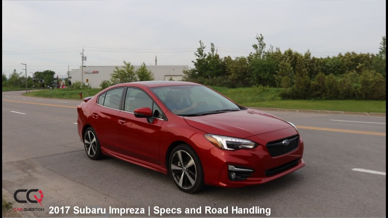 2017 Subaru Impreza Review Specs And Road Handling Part 3 8