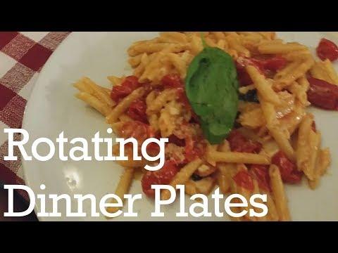 Rotating Dinner Plates