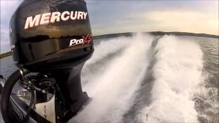 evobowhunter nitro z7 200 pro xs boat run lake ouachita