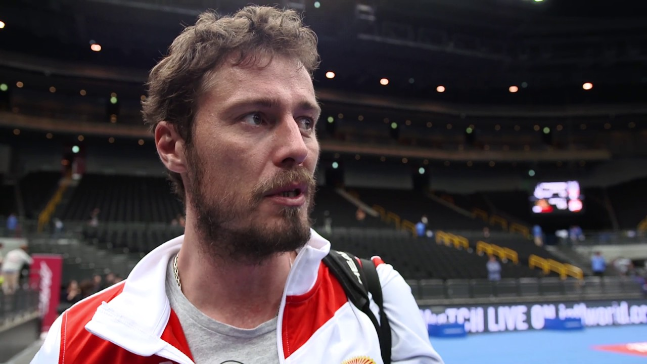 IPTL 2016 Post match interview with Marat Safin