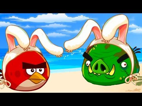 Мультик игра Angry Birds Epic #75 веселое развлекательное видео для детей птички энгри бердс #КИД