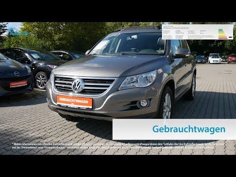 VW Tiguan 1.4 TSI Track & Field Gebrauchtwagen München bei Auto Till