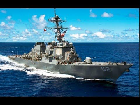 USS Fitzgerald-USS Shiloh 7 Missing Sailors-7th Fleet-Sailor missing 7 Days