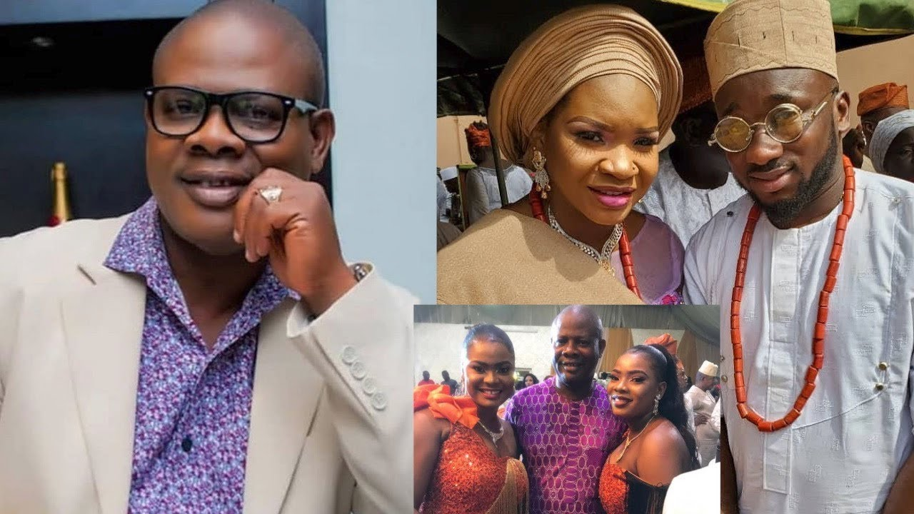 Download WATCH Yoruba Actor Yinka Quadri 5 Children And Things You Never Knew