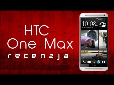 [Mobileo #63] Recenzja HTC One Max | TEST PL