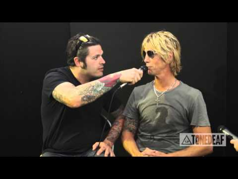 Interview with Duff McKagan's Loaded