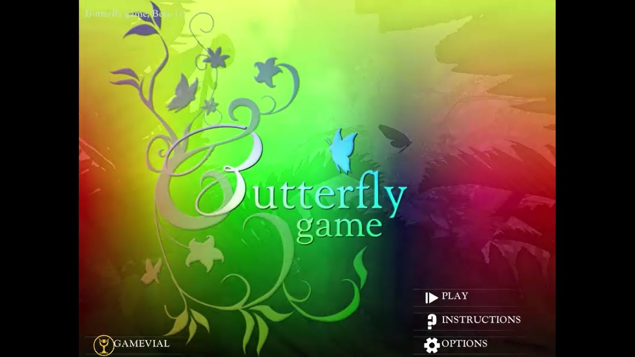Gamevial: Butterfly Game - YouTube