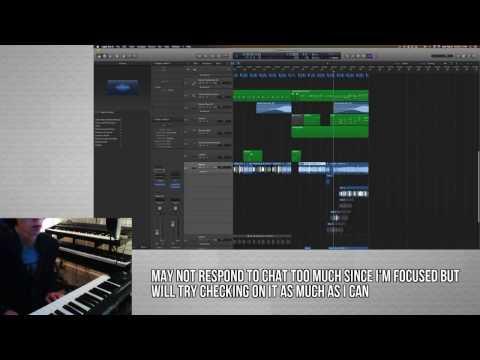 Music Production Stream - 2/6/2017