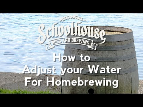 How To Simplify Homebrew Water Chemistry  (S2C2 2018)