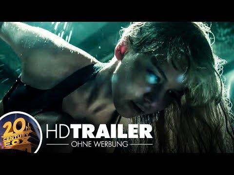 Red Sparrow | Offizieller Trailer 2 | Deutsch HD German (2018)