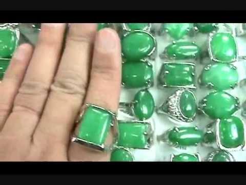 wholesale-green-jade-fashion-rings-wholesalesarong.com