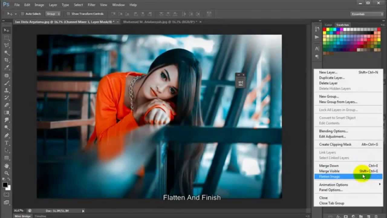 how to make colours stand out more in photoshop cs6