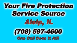 Fire Protection Service Alsip IL