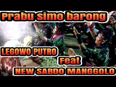 Full Rampokan Prabu Simo Barong | LEGOWO PUTRO Feat NEW SABDO MANGGOLO