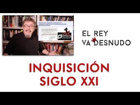 Del cielo a la tierra - Inquisición siglo 21