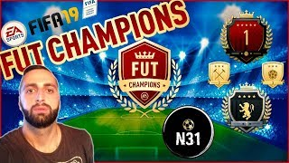 FIFA 19 FUT CHAMPIONS weekend league #42 FIFA ultimate team LIVE STREAM PS4