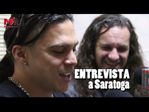Entrevista a Saratoga (Tete Novoa, Niko del Hierro y Dani Pérez)