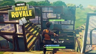 FORTNITE BATTLE ROYALE FREE TO PLAY - EL FUERTE IMPENETRABLE - FloGar o.O