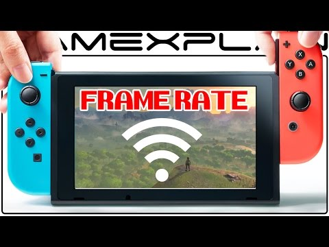 Random Nintendo Switch Framerate Drops Possibly Due to Wi-Fi Connections
