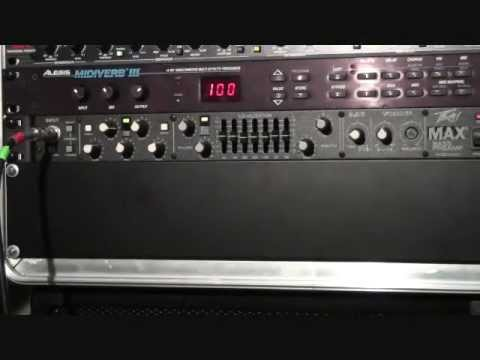 Sold peavey probass 1000 pre-amp   talkbass. Com.