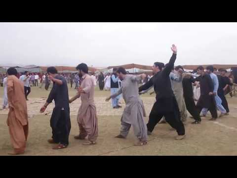 Pakhtoon Boys Best Attan Dance