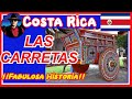 CARRETAS DE COSTA RICA