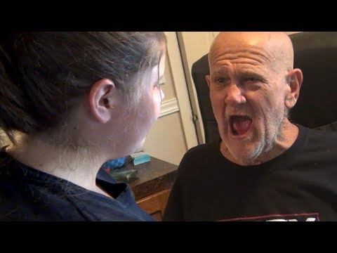 GRANDPA MAKES BRIDGETTE HIS B***H!!