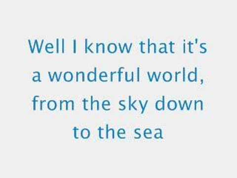 Wonderful World - James Morrison