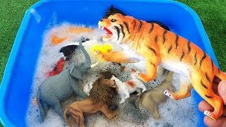 Farm Animals Zoo Animals Sea Animals Names and Animal Sounds for Kids