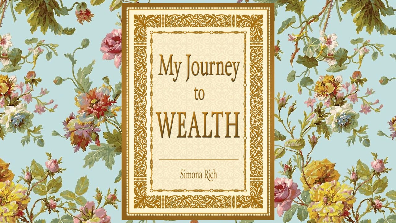 News: My Journey to Wealth Book Will Soon Be Released