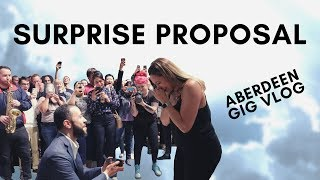 Surprise Proposal (She Said Yes!)